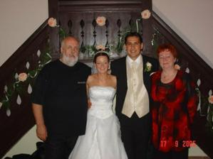 moji krstní rodičia