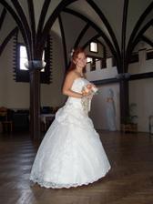 Takhle to slušelo kamarádce, vdávala se 9.6.2007