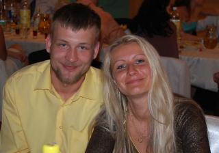Sesternica Lucka s Romanom:)