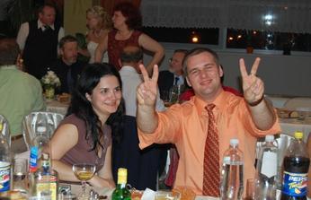 Na Sonickinu a Palkovu svadbu sa nesmierne tesime:)
