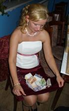 Tazko vytancovane peniazky...