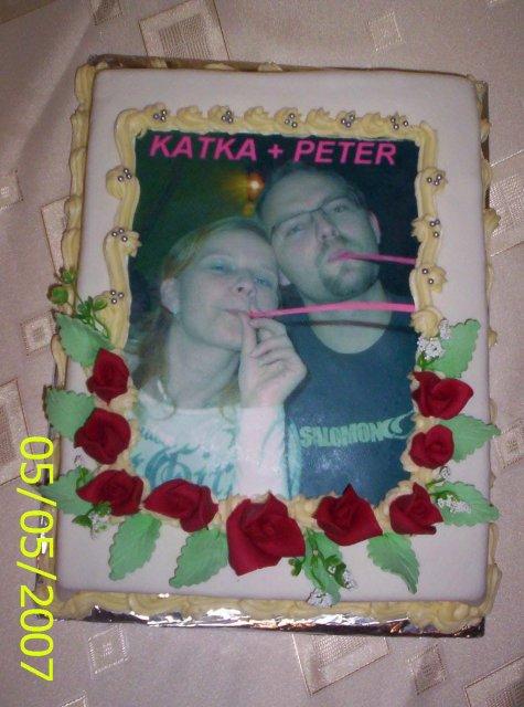 Katka{{_AND_}}Petrík - Moja oblubena torticka..