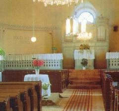 Nase ANO zaznie v chrame evanj. reformovanej cirkvi v Lastomire (v tomto kostole som bola pokrstena,mala som tu svoju konfirmaciu a ak vsetko dobre dopadne,snad sa v nom aj vydam:)