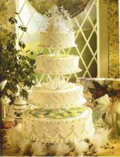 takový dortík se mi moc líbí a bud nás hodně tak ať se na všechny dostane