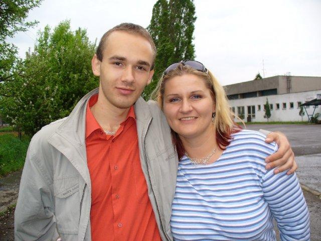 Erika{{_AND_}}Rastislav - ...môj druhý Rastik...