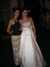 kamarádka - nevěsta