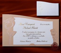 Tak tohle oznámení jsme si vybrali také :-) omlouvám se snoubencům co jsou na něm uvedení, bohužel pan Stloukal čisté oznámení neinzeruje :-(