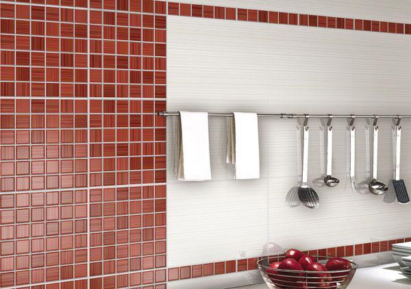 INSPIRACE - krásné, ale mozaiku do kuchyně nechci ani za nic!