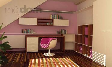 Pokojík pro studentku...