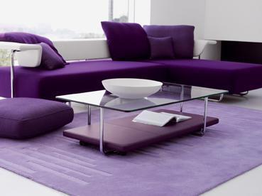 INSPIRACE - ... a fialová i sedačka... Je úžasná!!! Jenom by musela být rozkládací...