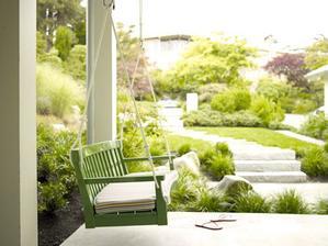Na verandu houpačku :-)