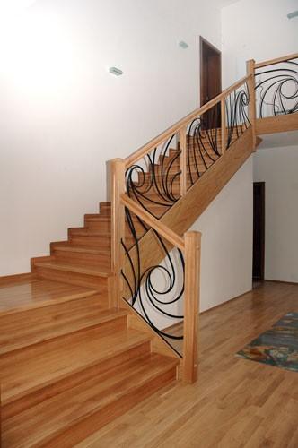 INSPIRACE - vysněné schodiště s galerií