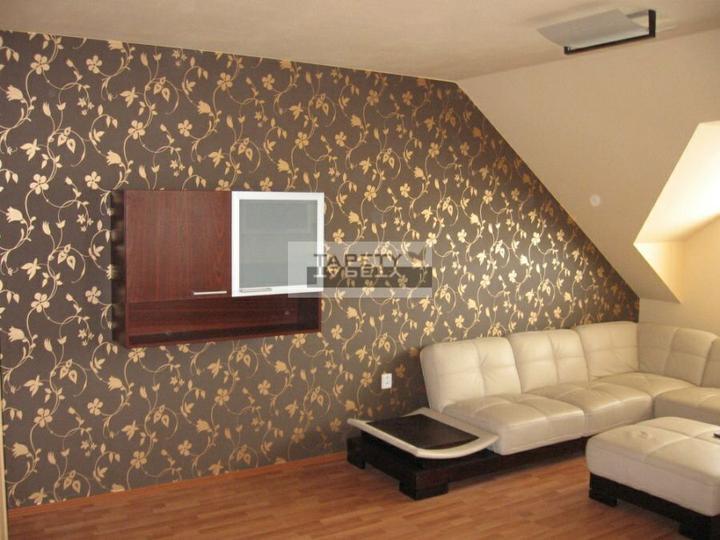 INSPIRACE - nádherná tapeta... už ji vidím na zdi za postelí :-)