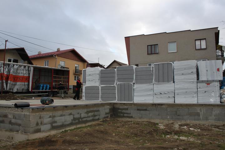 Stavba... - Medmax 400 Neopor