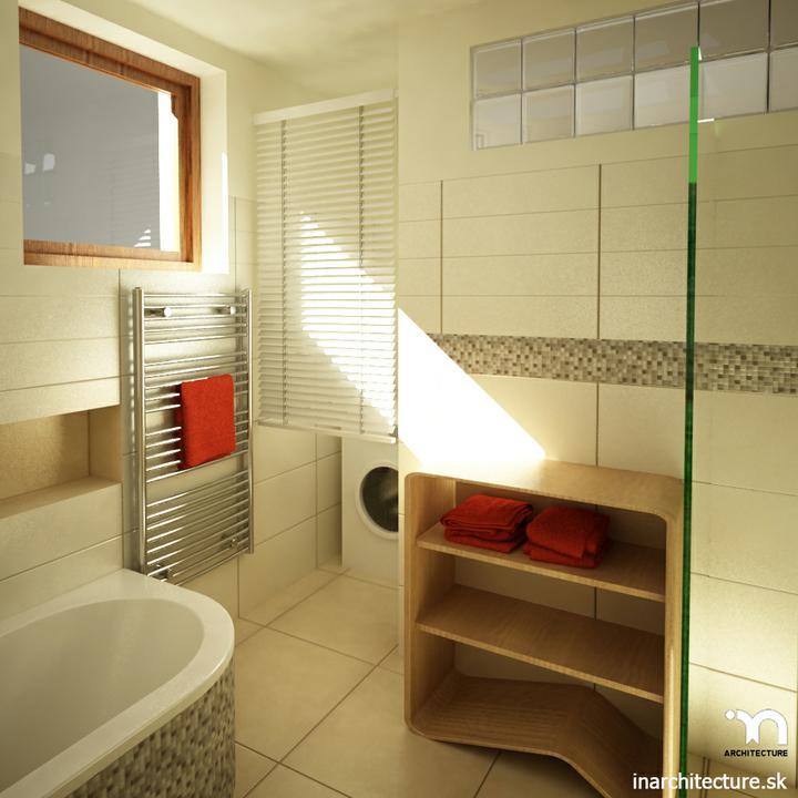 Vizualizácie - Vizualizácia kúpeľne