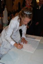 podpis s diablikom martinkom