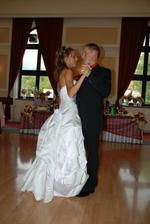 náš mladomanželský tanček