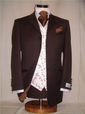 krásný oblek
