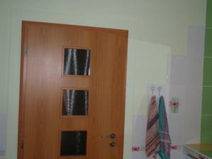 dvere v kúpelľni
