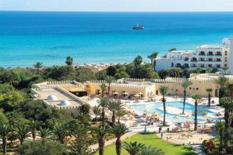 Tu budeme ubytovani Tour Khalef Hotel, tesime sa uz
