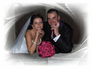 Novomanželia Platkoví