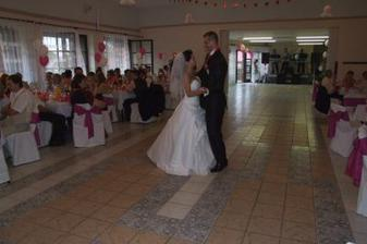 Prvý mladomanželský tanček