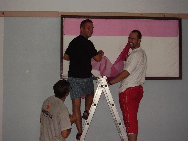 Čo sa nevošlo do svadobného albumu - Fero, Marek a Vlado, chudáci, prerábali to 2 či 3 krát