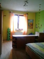 Levná změna interiéru 2011 - výmalbou a přestěhováním nábytku.