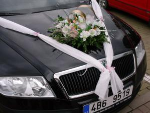 Ženichovo autíčko