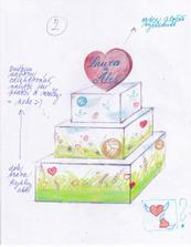 Nase navrhy dortu - tento je favorit