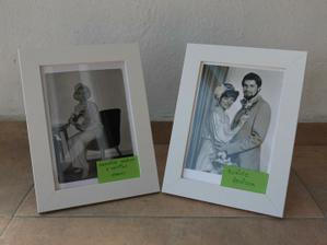 Fotky rodicu a prarodicu (jeste nevimjestli tam pridelat ty cedulky)