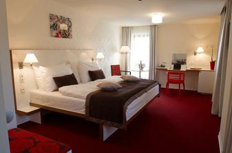 luxusni 4**** hotelove pokoje :)