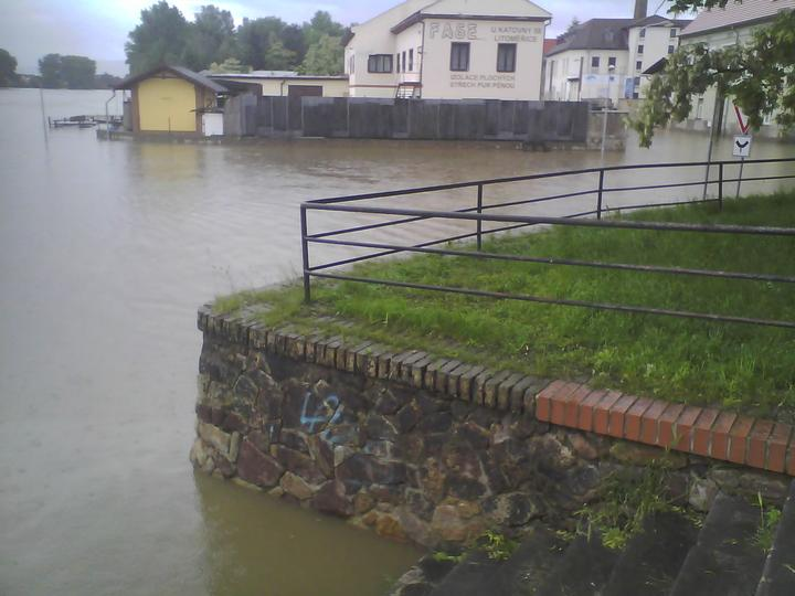 Povodně 2013 LTM - Obrázek č. 1