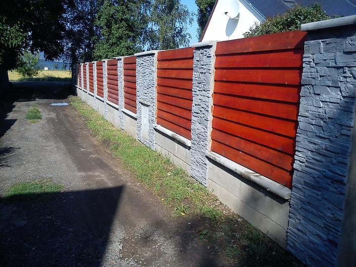 Tak a děláme plot..konečně - Obrázek č. 28