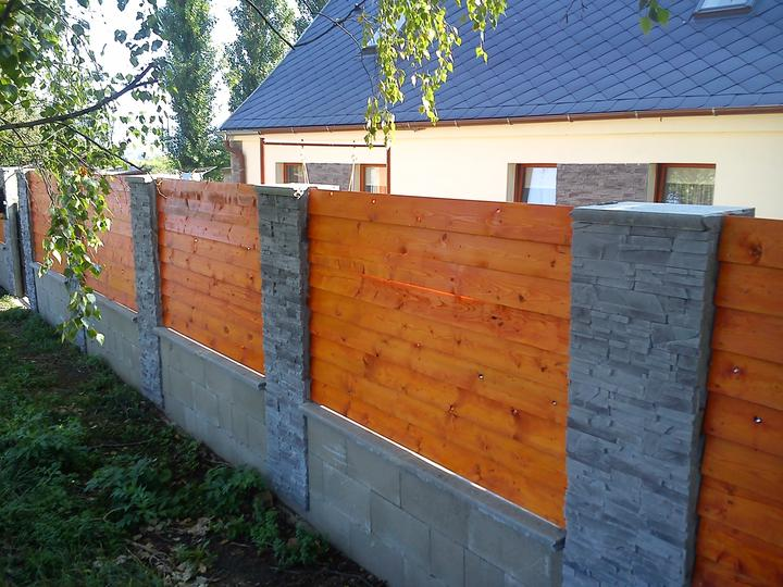 Tak a děláme plot..konečně - Obrázek č. 29
