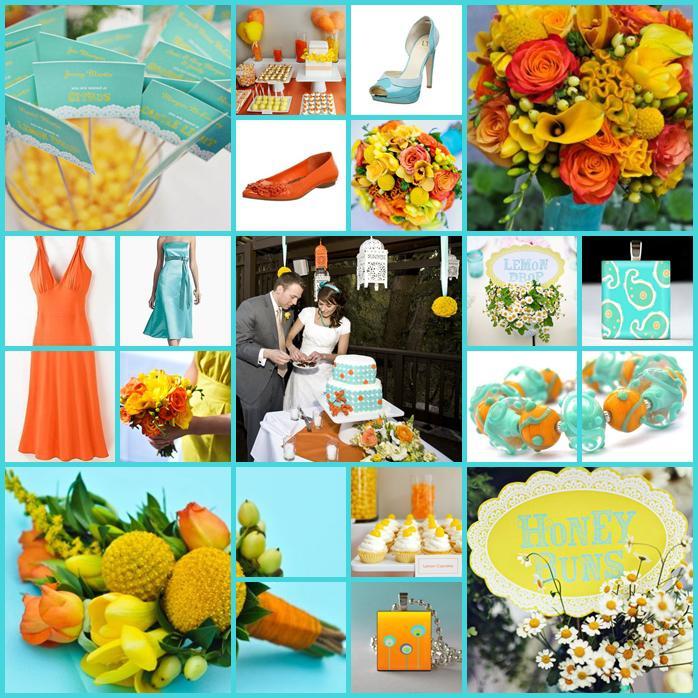 Inspirace ve žluté a oranžové - Obrázek č. 23