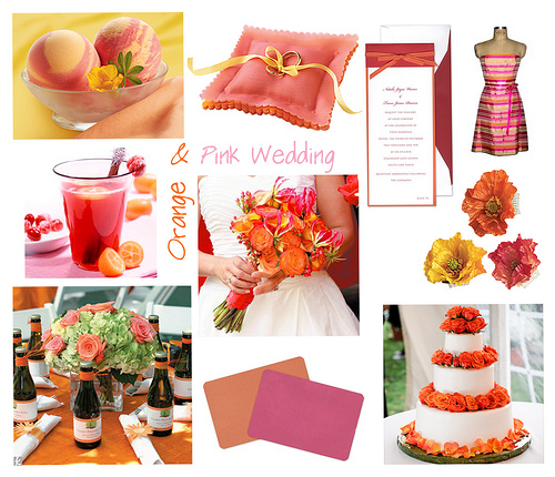 Letní svatba - jen inspirace - Obrázek č. 30