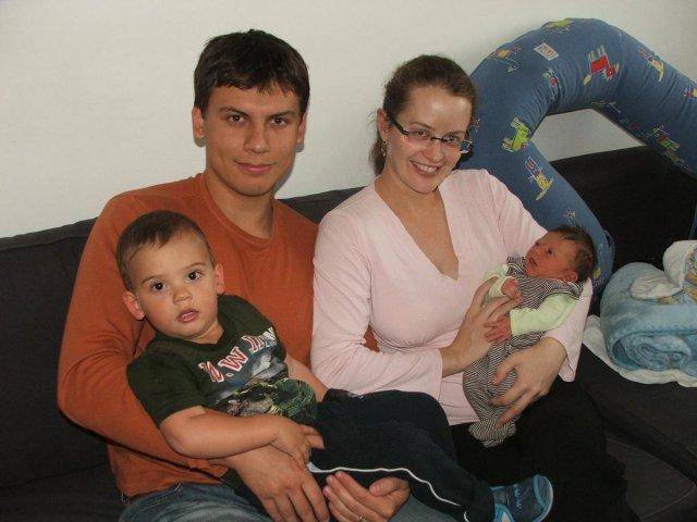 Jana{{_AND_}}Martin Švadlenkovi - už jsme veliká rodina...