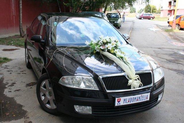 Lenka Lešová{{_AND_}}Marek Kica - naše svadobné auto