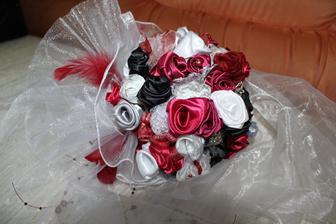 Svadobná kytica - Veronika