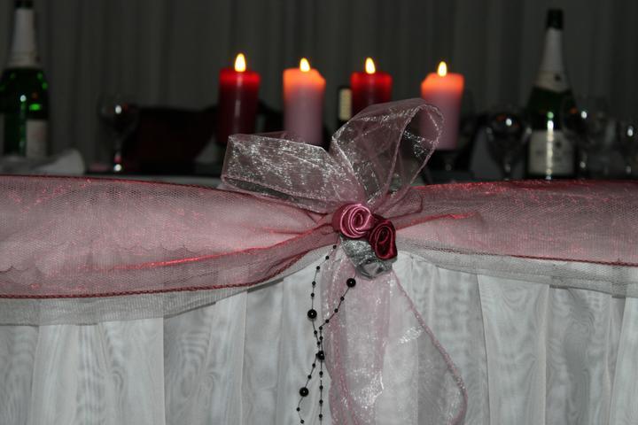 Svadobné dekorácie - Obrázok č. 19