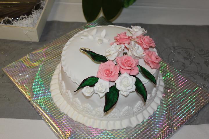 Tortičky z našej svadbičky :-) - Obrázok č. 2