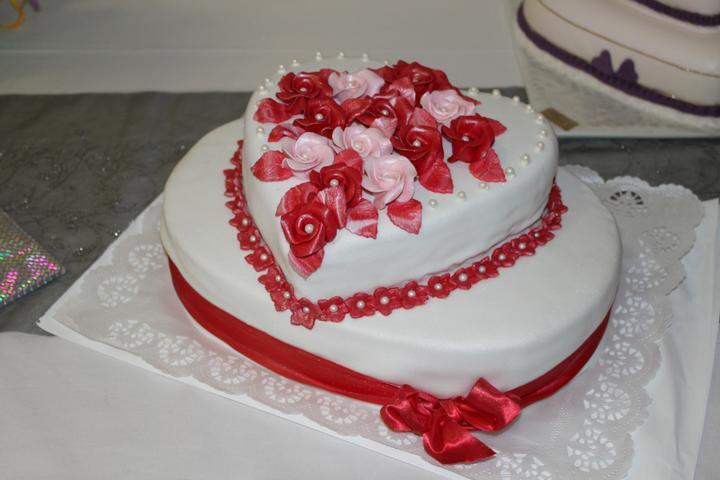 Tortičky z našej svadbičky :-) - Obrázok č. 3