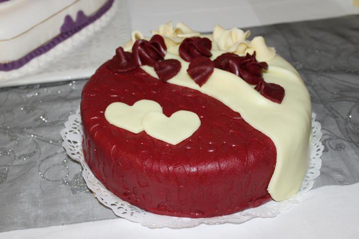 Tortičky z našej svadbičky :-) - Obrázok č. 5
