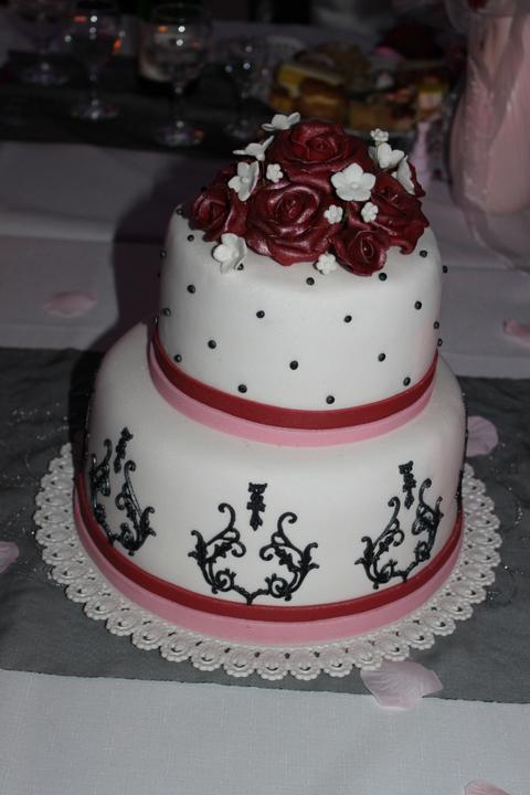 Tortičky z našej svadbičky :-) - Obrázok č. 15