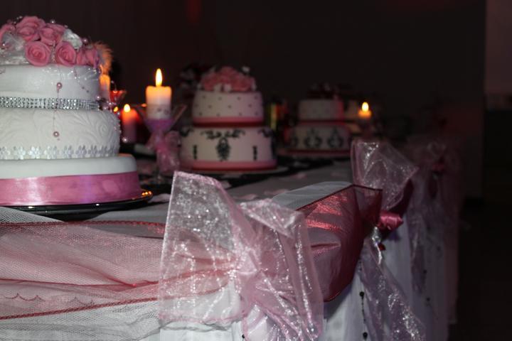 Tortičky z našej svadbičky :-) - Obrázok č. 19