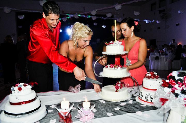 Tortičky z našej svadbičky :-) - Obrázok č. 27