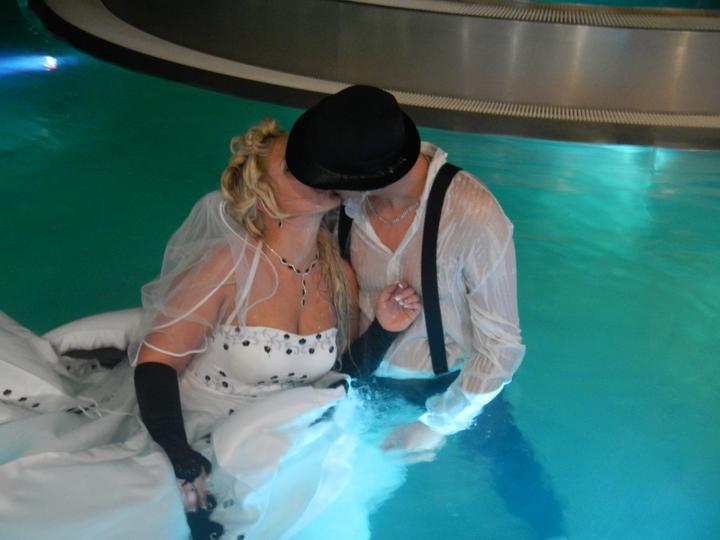 Skrátené videoukážky z našej svadby a svadobný wellnes :-) - Obrázok č. 4
