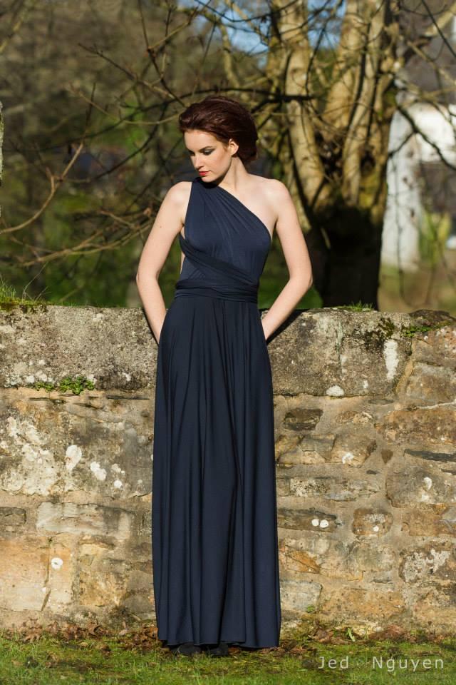 Wrapdress - motací šaty - Obrázek č. 7