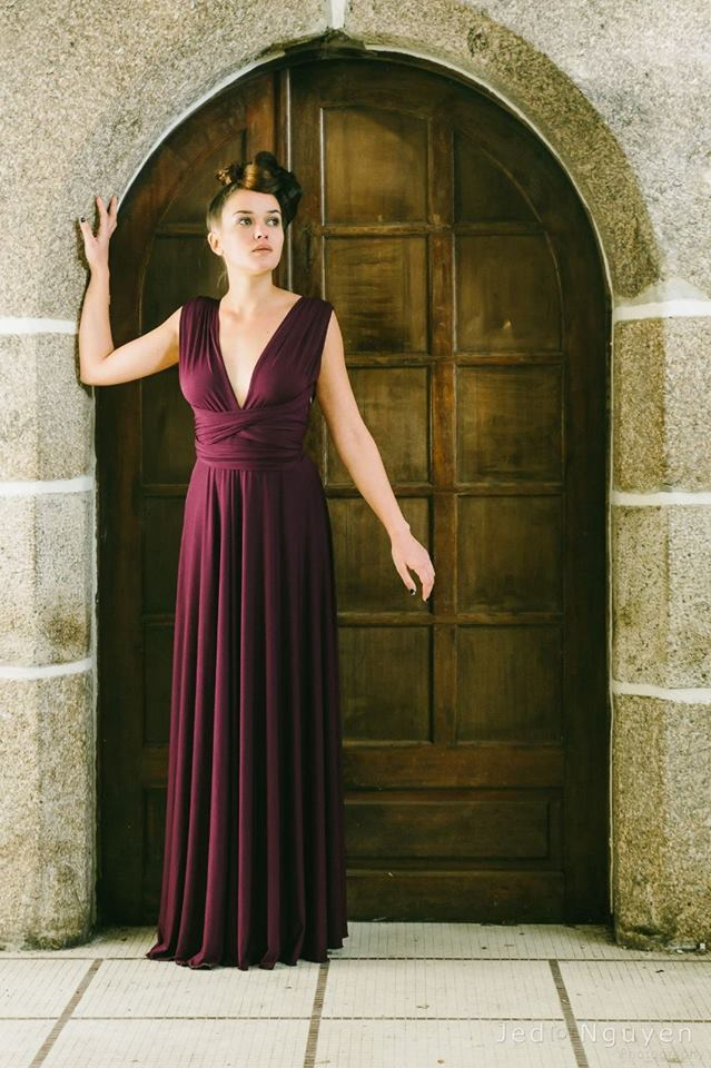 Wrapdress - motací šaty - Obrázek č. 8